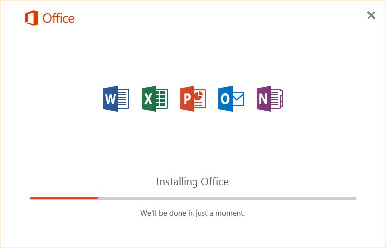 Installing-Office